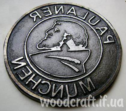 stamp for wood