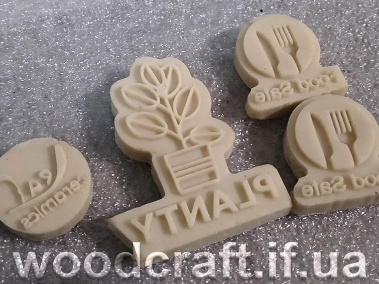 штамп для кераміки